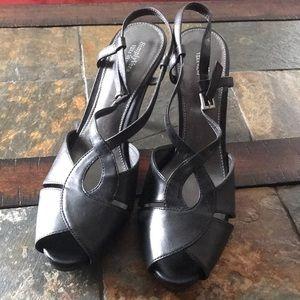 NWOT Simply Vera Slingback Heels 👠